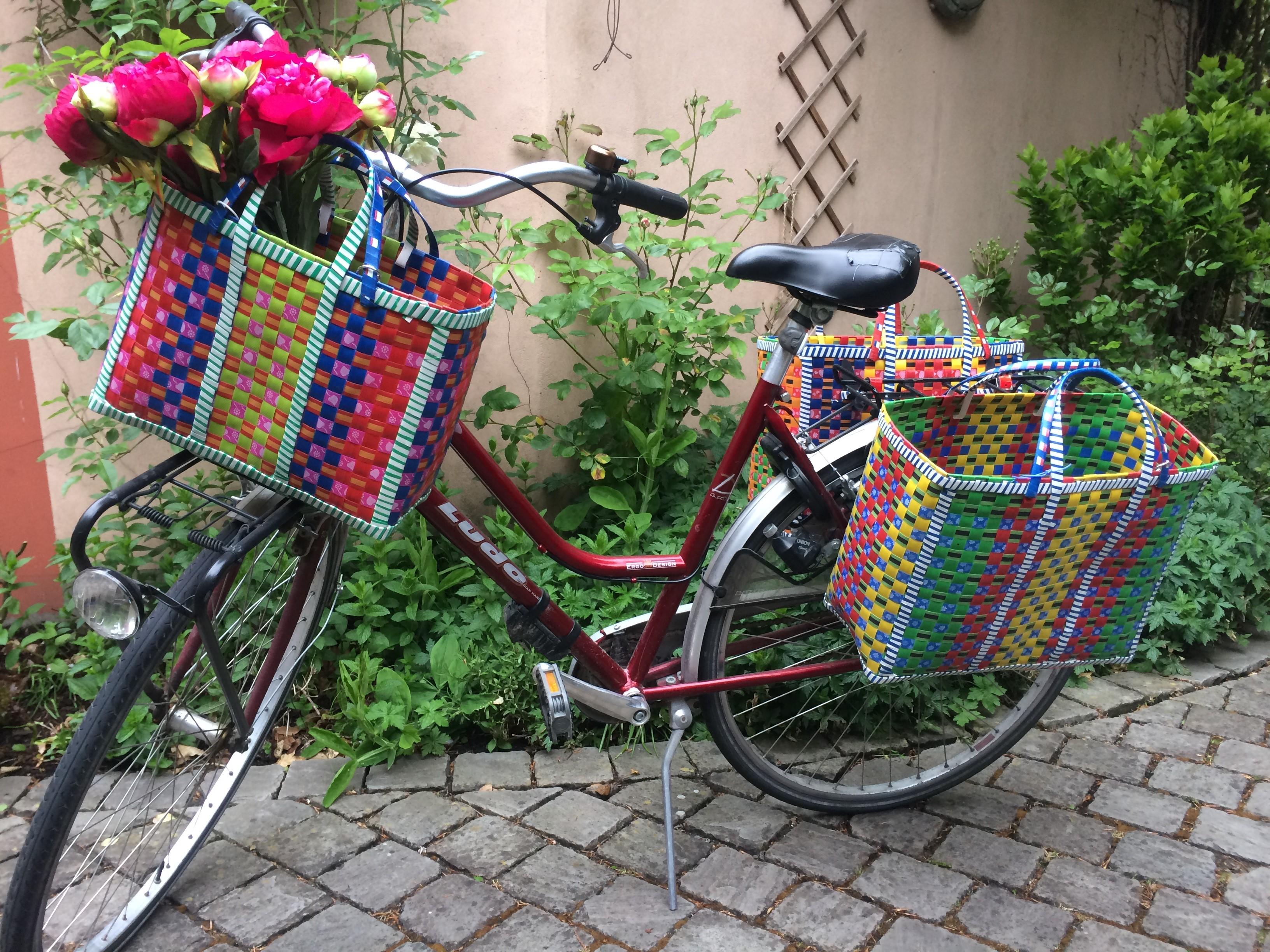 Paniers vélo