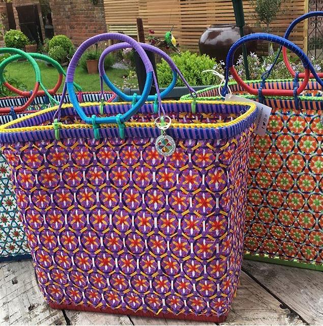 Petal Baskets