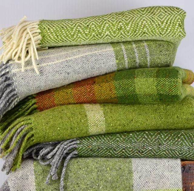 Scarves & blankets